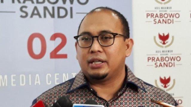 BPN Jawab soal Andi Arief yang Sebut Saran Demokrat Selalu Ditolak oleh 02: Kapan Beri Masukan?
