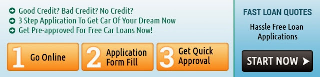 Get car loans with bad credit and no down payment
