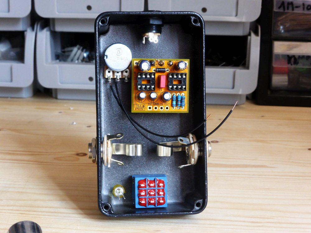 coda effects how to build your first diy guitar pedal step by step tutorial. Black Bedroom Furniture Sets. Home Design Ideas