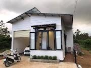 [320 triệu] Ngôi nhà cấp 4 mơ ước của đôi vợi chồng trẻ trên cao nguyên Lâm Đồng