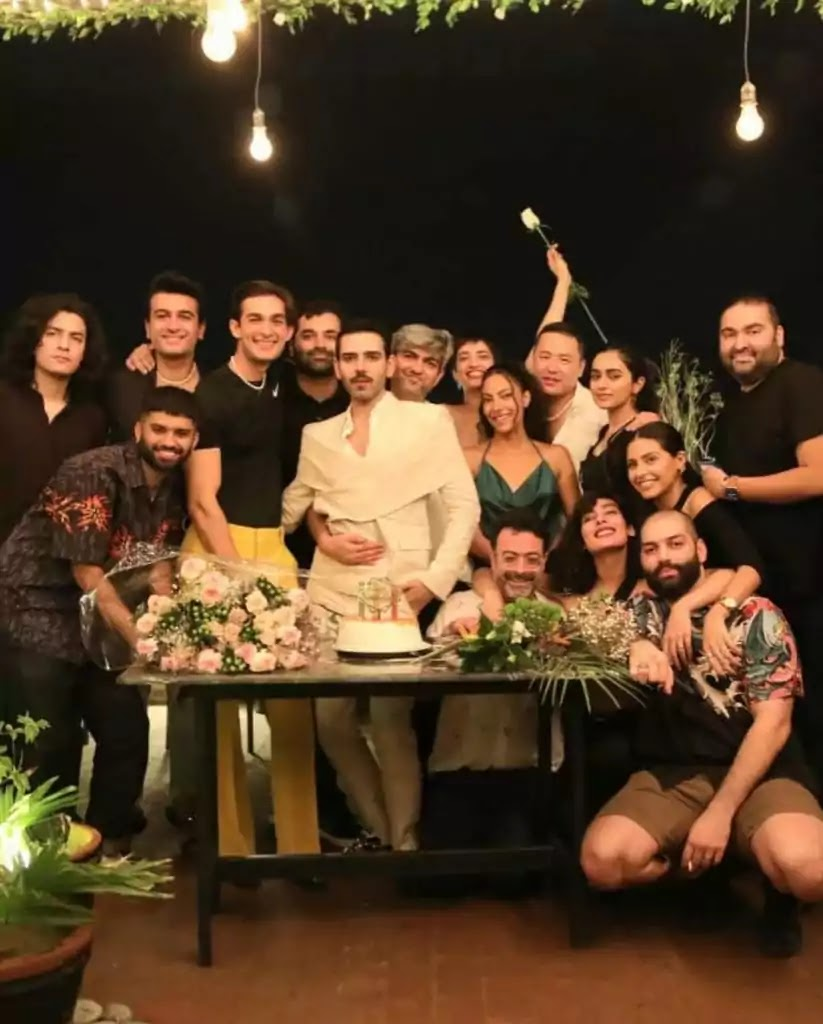 Hussain Rehar Celebrates His 34th Birthday, Receives Love from Fans And Friends