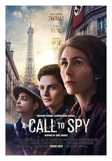 A Call to Spy [2020] [NTSC/DVDR- Custom HD] Ingles, Subtitulos Español Latino