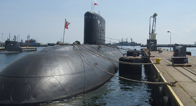 Polonia Fin de la era de los Submarinos Clase Kobben