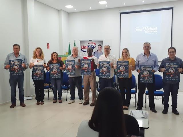 LANÇAMENTO DA CAMPANHA SHOW DE PRÊMIOS EM BENEFÍCIO AO HOSPITAL AMARAL CARVALHO