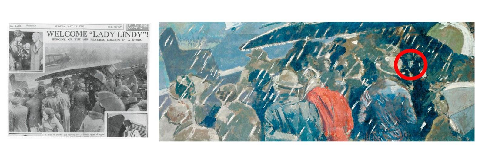 Crónicas de Bellatrix: Walter Sickert: el pintor que nunca fue \