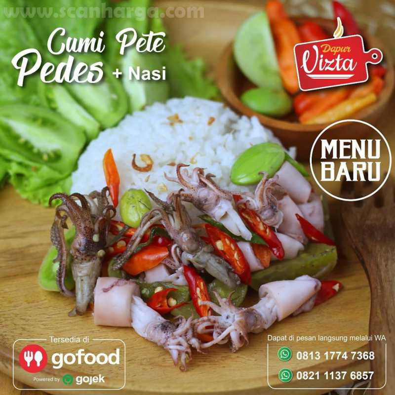 Promo Dapur Vista by Inul Diskon PSBB 25% Khusus Pesan Via Gofood 2
