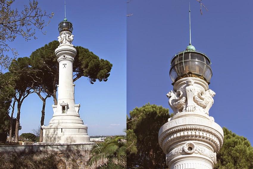 Faro al Gianicolo