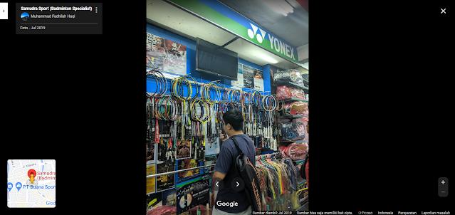 Samudra Sport, Toko Grosir Produk Badminton Terlengkap