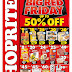 #BigRedFriday : Northern Cape & Free State Shoprite Big Red Friday Is Back 50% off Special 07 September 2018