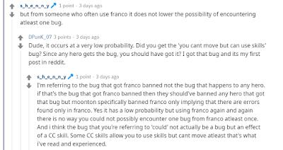 [ REDDIT DISCCUS ] Ternyata Ini Alasan Franco dan Belerick Di Banned Moonton