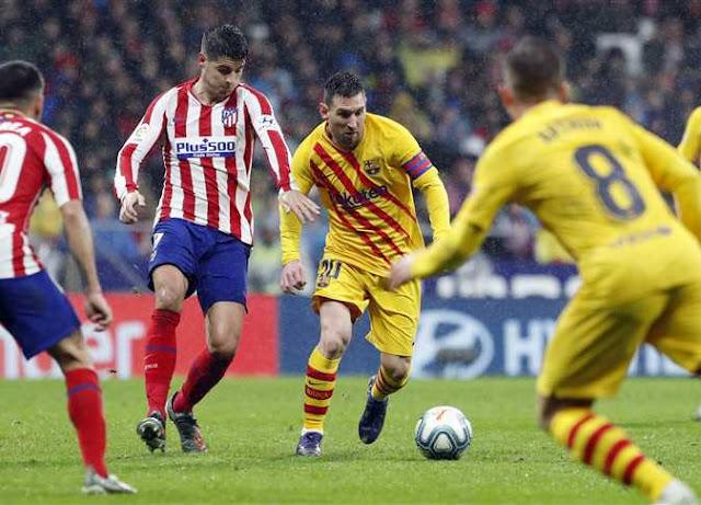 (تقرير) ميسي «المتخصص» يحافظ على عقدة برشلونة لـ«سيميوني