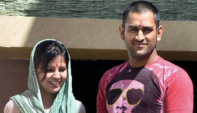 Images for mahendra singh dhoni wife