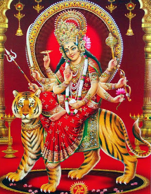 Maa Durga Ki Photo Download