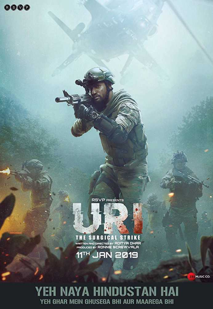 Uri Movie Download Uri The Surgical Strike 2019 Full Movie