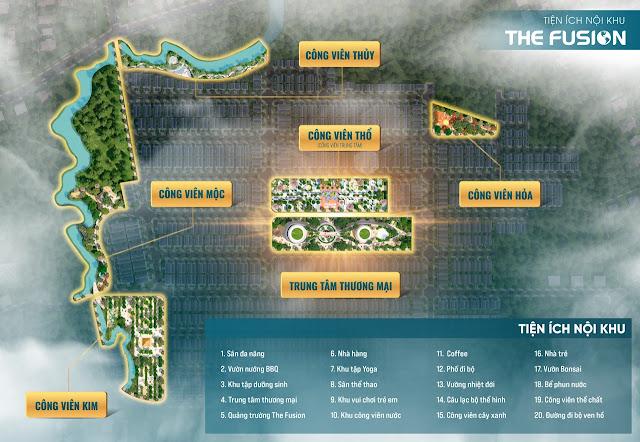 Giới thiệu tổng quan dự án The Fusion Bà Rịa – Vũng Tàu - Ảnh 3