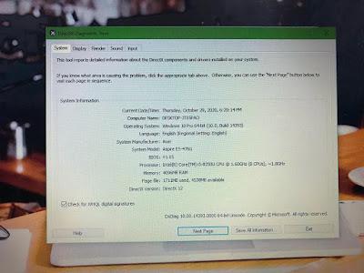 laptop acer magetan