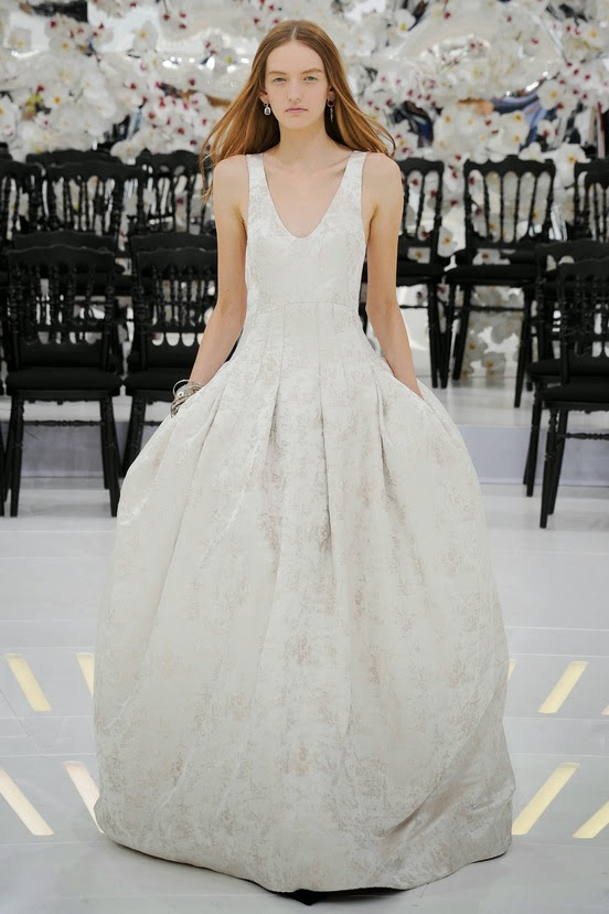 Christian Dior Haute Couture Paris