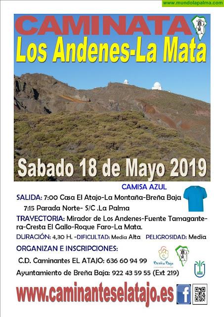 EL ATAJO: de Los Andenes a La Mata, caminando