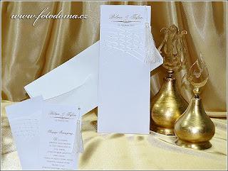Svatební oznámení 0939