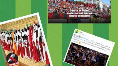 El fútbol popular, cada vez más presente en la prensa