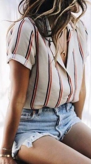 31 Chic Casual Summer Date Outfits For Girls