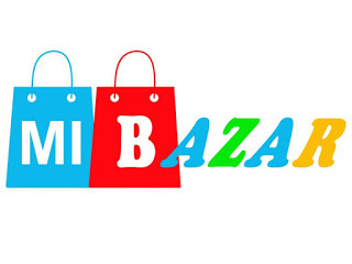 Mi bazar Logo