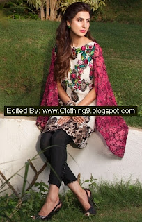 Rozina Munib Eid Collection 2015-16