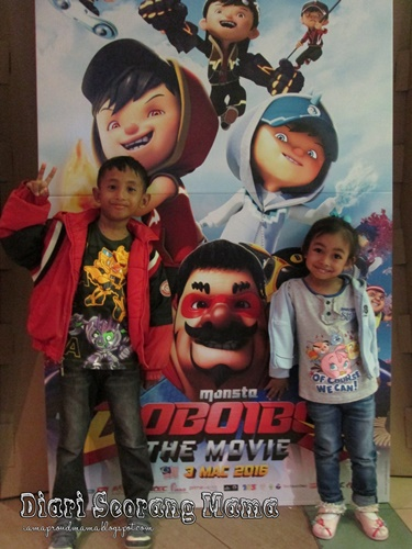 BoboiBoy The Movie: Terbaik!