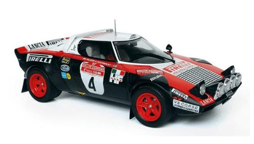 WRC collection 1:24 salvat españa, Lancia Stratos HF 1:24