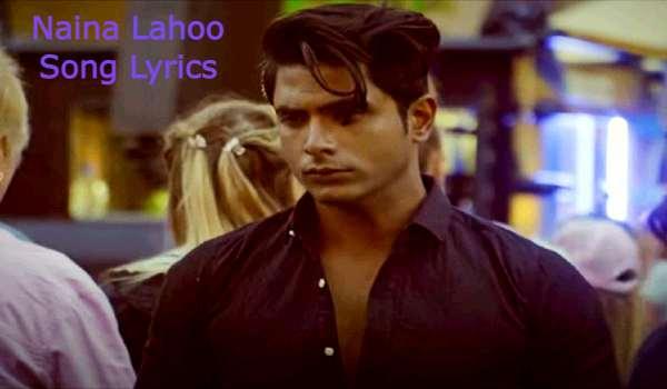 Naina Lahoo Song Lyrics