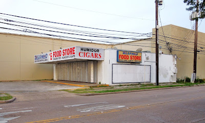 Hollywood Food Store on Timmons at W Alabama in June 2013