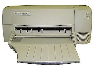 HP DeskJet 1125c Driver Downloads