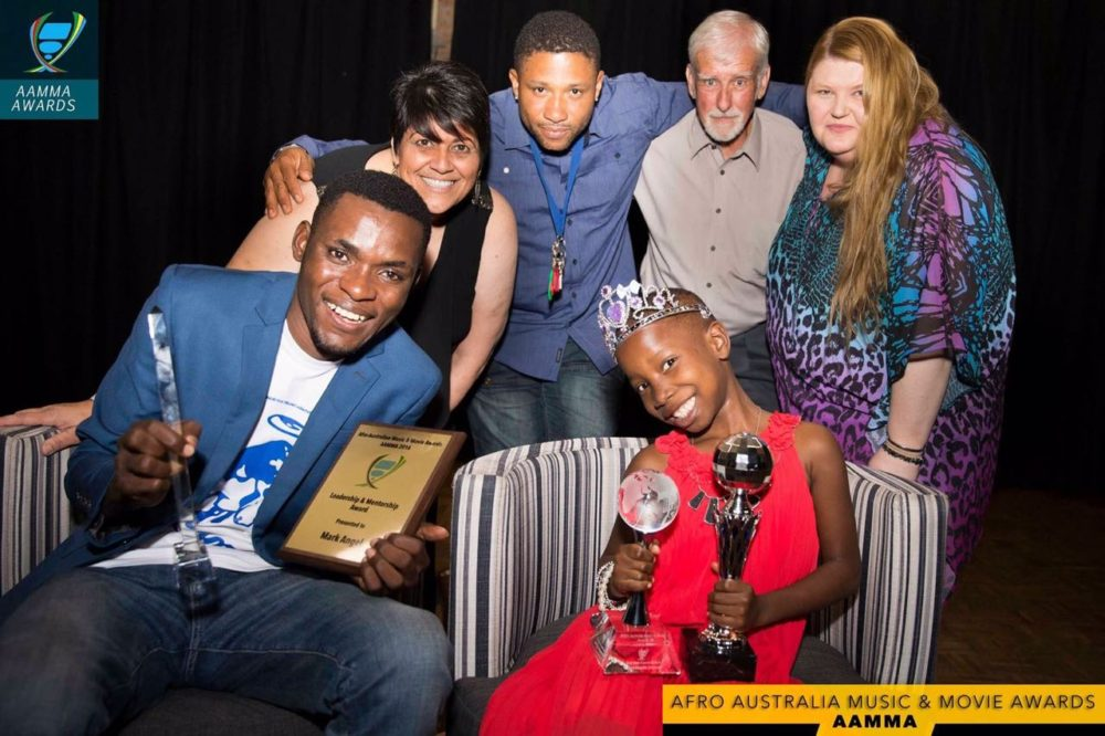 "Teen Comedian Emmanuella Bags AAMMA Awards, Crowned ""Princess Of Comedy"" In Australia"