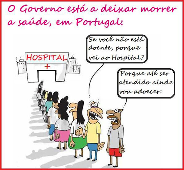 Portugal | PCP reafirma impedimento de novas PPP na Lei de Bases da Saúde