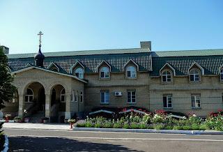 Микільське. Сестринський корпус, паломницький готель, лікарня