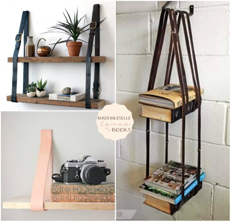 ... Books: 5 ideias de prateleiras criativas para guardar seus livros