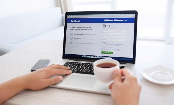 login facebook homepage