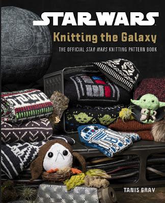 Star Wars: Knitting the Galaxy - Book