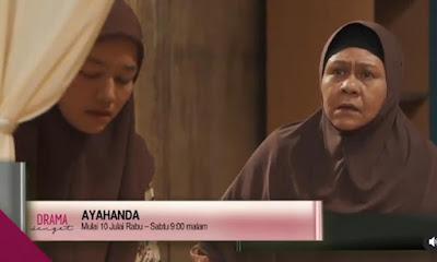 Sinopsis Drama Ayahanda Lakonan Jalil Hamid dan Fikry Ibrahim (2021)