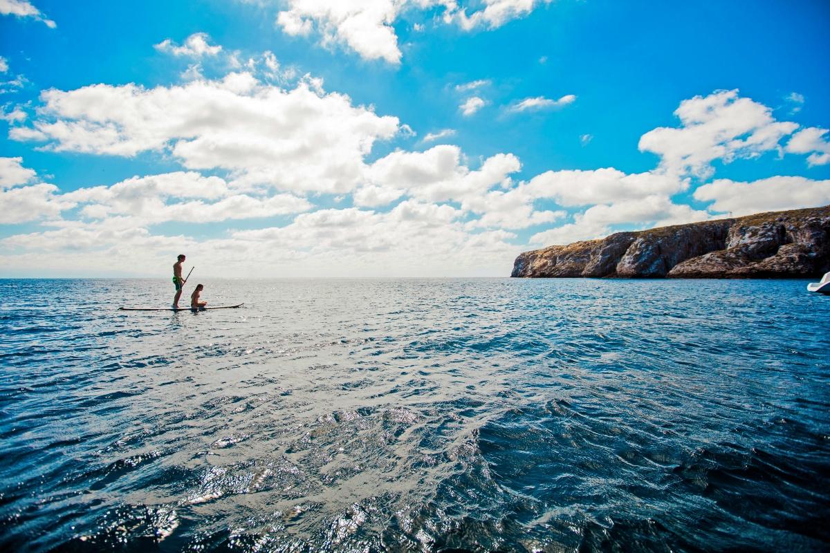 relajación y bienestar- stand up paddle