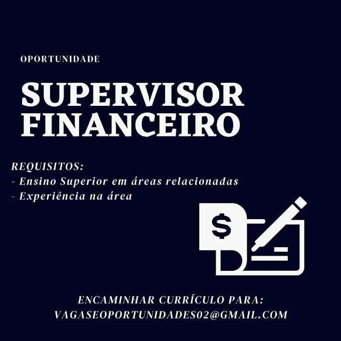 SUPERVISOR FINANCEIRO