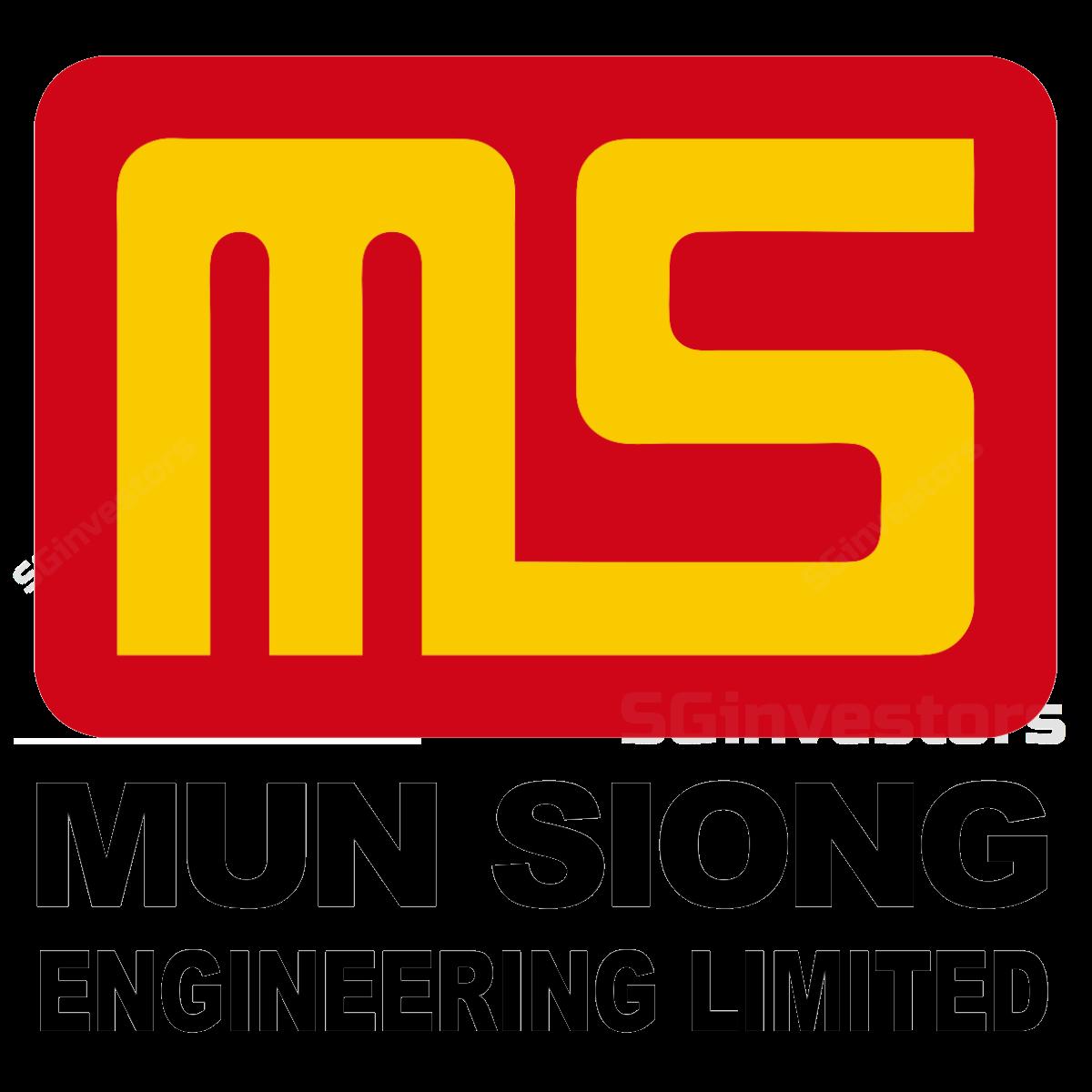 MUN SIONG ENGINEERING LIMITED (SGX:MF6) @ SGinvestors.io