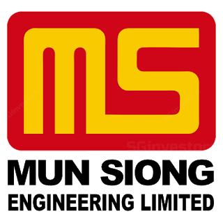 MUN SIONG ENGINEERING LIMITED (MF6.SI) @ SG investors.io