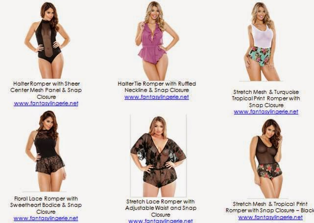 Lingerie ROMP Collection