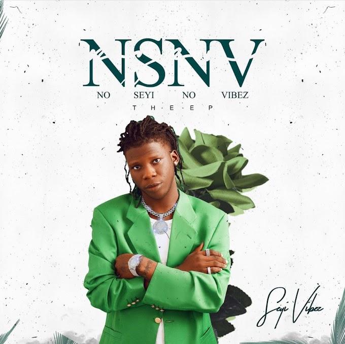 Music MP3: Seyi Vibez – Big Vibe