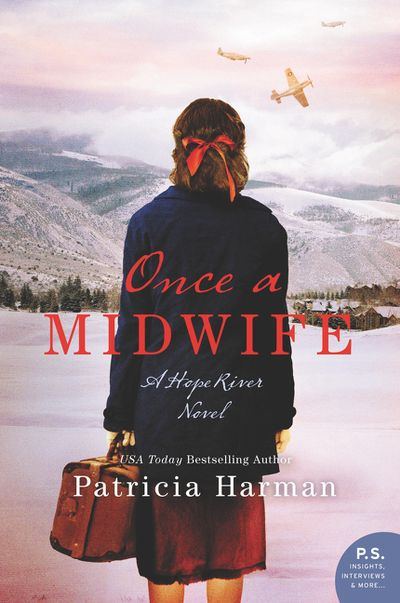 { Once a midwife by Patricia Harman - TLC Book Tour }