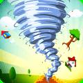 เกมส์พายุทอร์นาโด Tornado.io