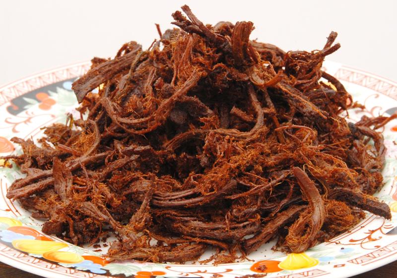 Resep Dan Cara Membuat Rendang Daging Suwir