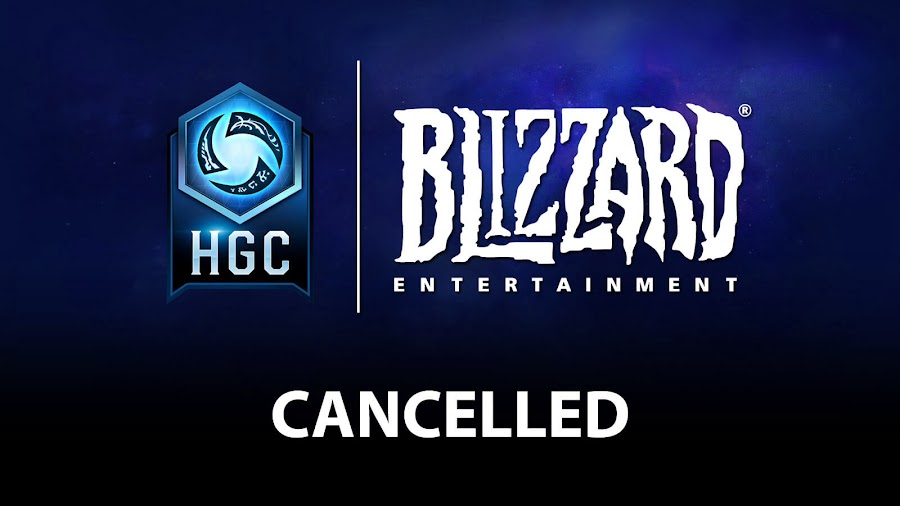 blizzard heroes storm esports cancelled 2019