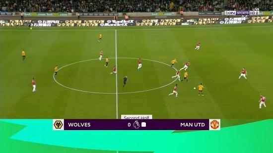 مشاهدة مباراة مانشستر يونايتد وولفرهامبتون بث مباشر الدوري الانجليزي manchester-united-vs-wolverhampton